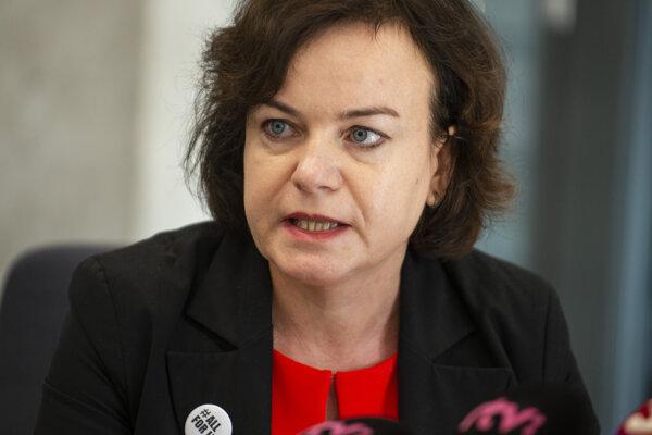 Zuzana Petková.