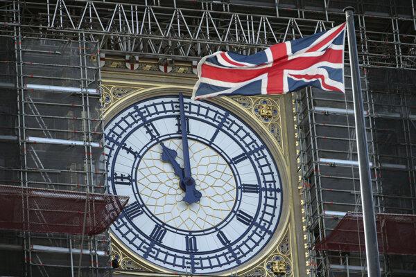 Big Ben sa v súčasnosti nachádza vo fáze rekonštrukcie.