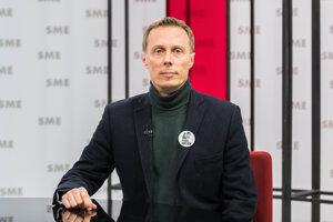 Marek Vagovič v relácii Rozhovory ZKH.