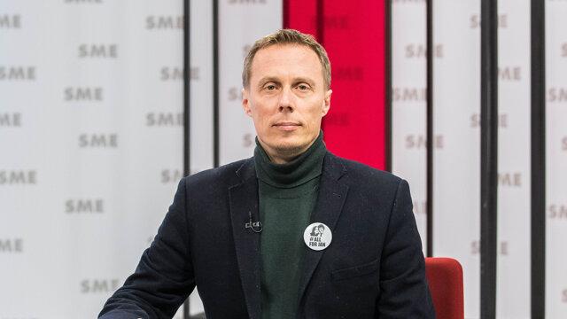 Marek Vagovič: Tóthovi jeho ľútosť neverím