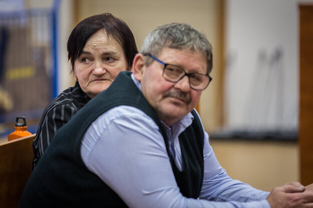 Rodičia Jána Kuciaka.