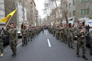 Dobrovoľnícke polovojenské sily Basídž.