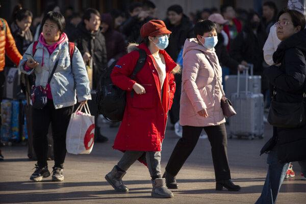 Peking pre vírus zrušil oslavy začiatku nového lunárneho roka