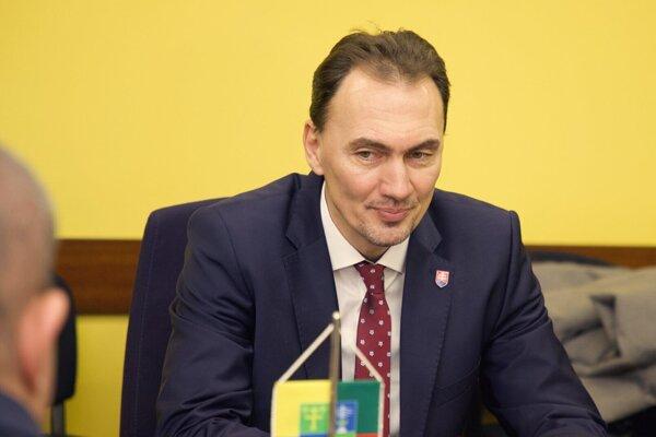 Miroslav Šatan, prezident SZĽH.