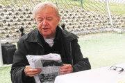Don Jozef Sobota na oslave deväťdesiatky v roku 2018.