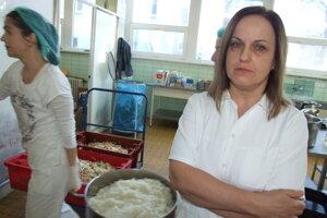 Nutričná terapeutka Martina Lieskovská.