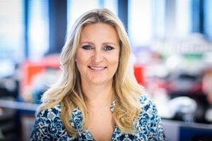 Veronika Brázdilová je riaditeľkou regionálnej divízie spoločnosti Xerox.