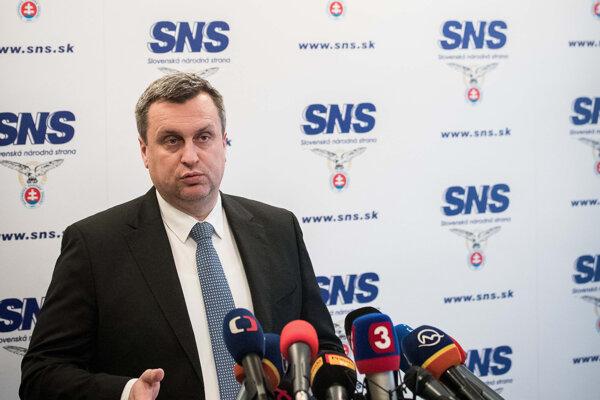 Zriadenie ministerstva cestovného ruchu presadzoval Andrej Danko.