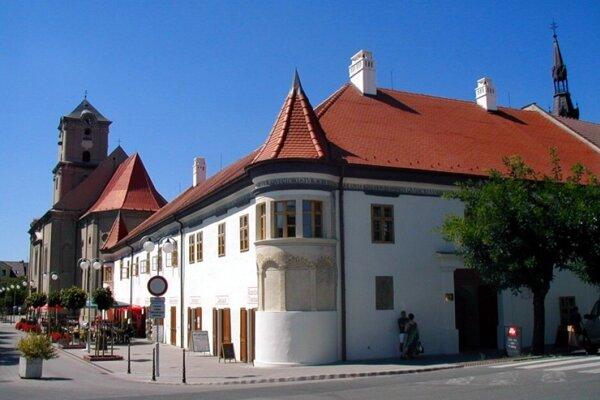 Mestské múzeum v Pezinku