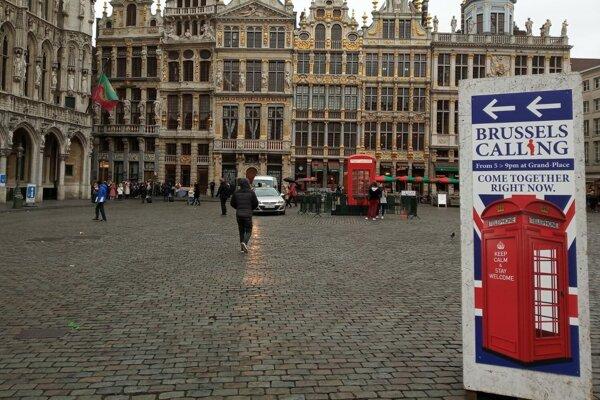 Oficiálny odchod Británie z EÚ je naplánovaný na piatok o 23.00h londýnskeho času.
