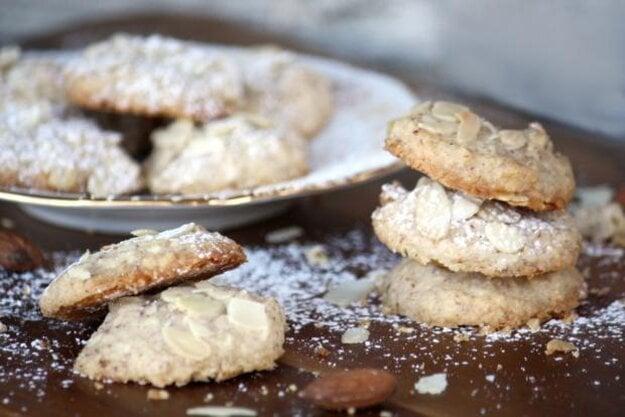 Mandľové sušienky