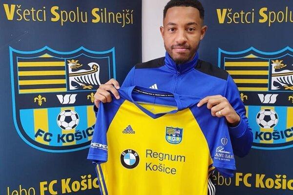 Angličan Ford sa stal jednou z nových posíl FC Košice pred jarnou časťou súťaže.