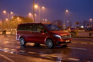 Mercedes-Benz V 300d Exclusive