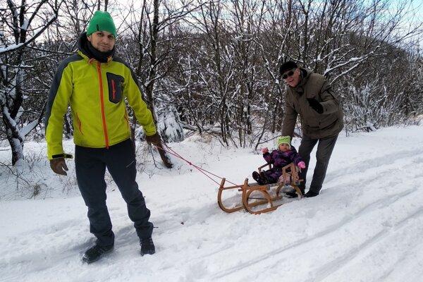 Trasy je potrebné prispôsobovať veku účastníkov.