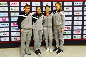 Tibor Bednár trénuje od minulého roku reprezentáciu žien.