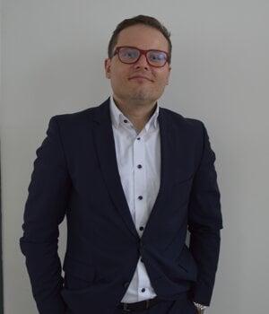 Matej Ovčiarka, generálny riaditeľ SPaP MŽP