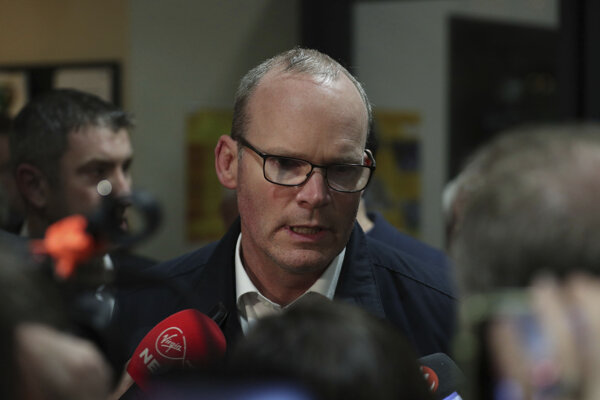 Simon Coveney, jeden z lídrov strany Sinn Féin.