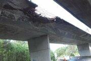 Most treba postaviť úplne nanovo.