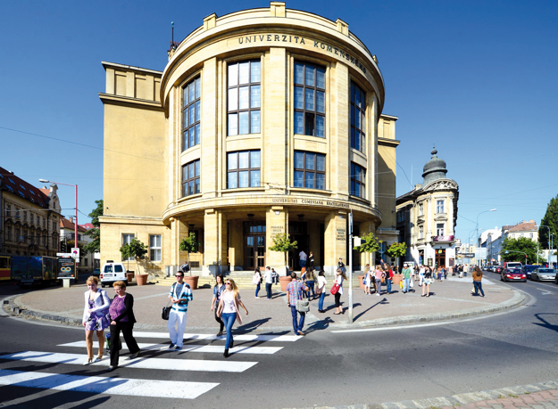 Právnická fakulta Univerzity Komenského v Bratislave