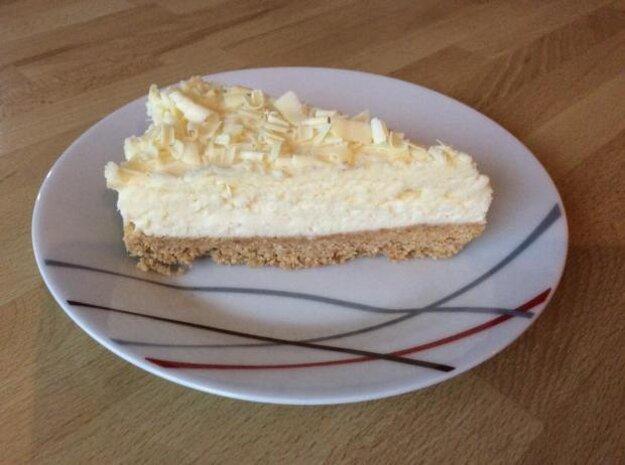 Nepečený osviežujúci cheesecake
