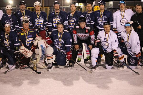 Winter Classic v Košiciach sa odohral za účasti viacerých hviezd.