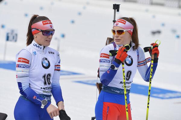 Paulína Fialková (vľavo) a jej sestra Ivona.