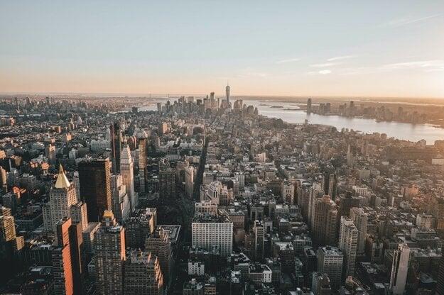 Džungľa ulíc v New Yorku