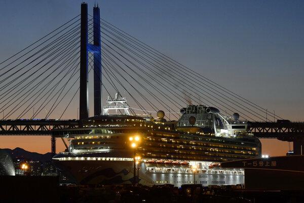 Na lodi Diamond Princess sa nachádzalo 3711 ľudí z 50 krajín sveta.