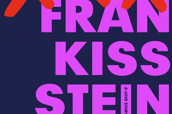 Jeanette Winterson: Frankissstein (vyd. Jonathan Cape Vintage, Londýn 2019)