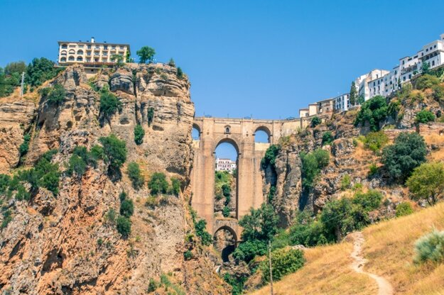 Most v meste Ronda