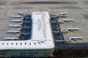 Lietadlá Air China.