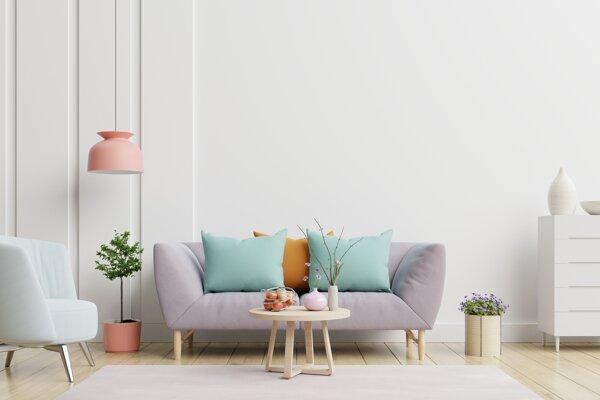 Minimalistický dizajn. Vyznačuje sa jednoduchosťou, symetrickosťou a minimom dekorácií.