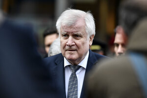 Nemecký minister vnútra Horst Seehofer.