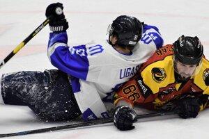 Topoľčianski hokejisti prišli o priebežnú druhú priečku.