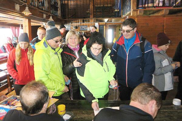 Na Bielu stopu v Oravskom Podzámku sa zaregistrovalo viac ako dve stovky účastníkov.