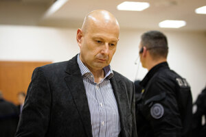 Miroslav Kriak na súde.