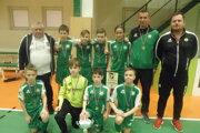 FKM Nové Zámky A - víťaz turnaja