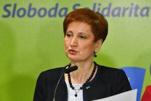 Jarmila Halgašová.