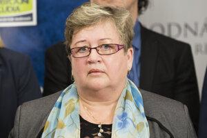 Zita Pleštinská.