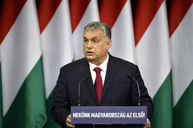 Premiér Viktor Orbán oznámil vytvorenie desiatich akčných skupín pred týždňom.