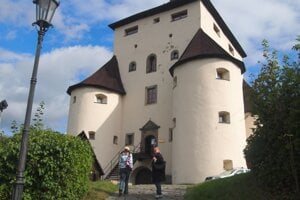Banská Štiavnica - Nový hrad