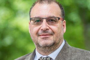 Politológ Tomáš Koziak.