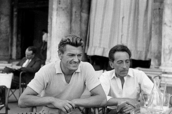Jean Marais a Jean Cocteau.