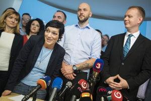 Voľby 2020: Členovia koalície PS-Spolu