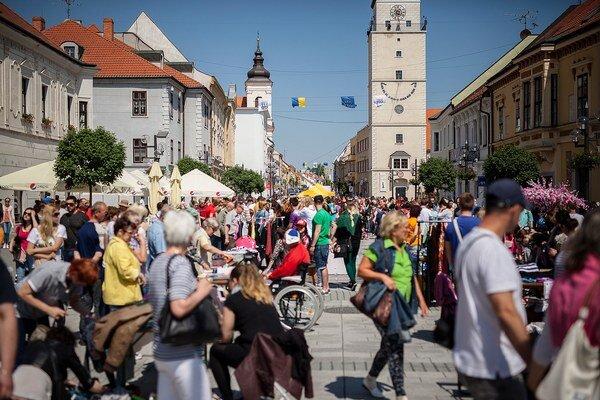 Trnavský Blšák zaplní Hlavnú ulicu už v sobotu 25. júla.