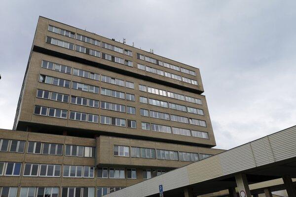 Fakultná nemocnica s poliklinikou (FNsP) J. A. Reimana v Prešove.