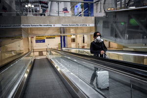Situácia na hlavnej stanici v Miláne.
