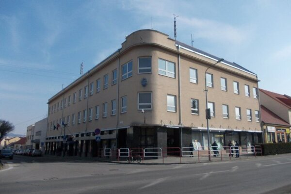 Mestský úrad v Hlohovci