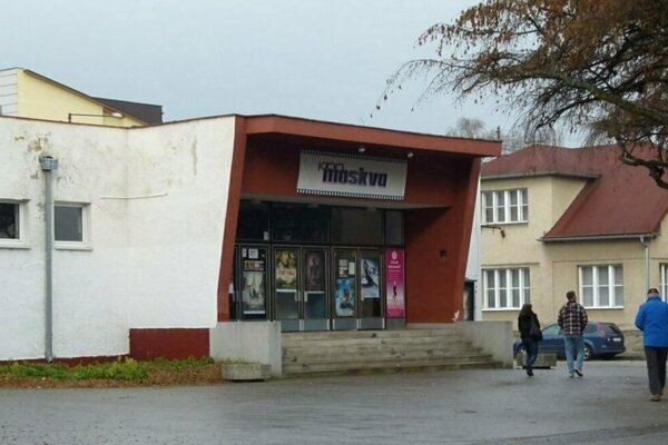 Kino Moskva Martin.