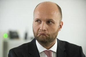 Bezpečnostný expert a člen OĽaNO Jaroslav Naď.